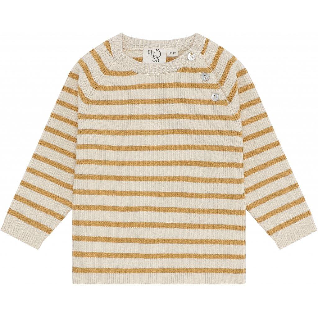 Flye Sweater Amber